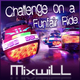 Mixwill Challenge On a Funfair Ride