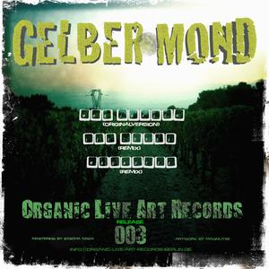 Moe Jaksch - Gelber Mond (O.L.A. Records Berlin)