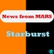 News from Mars Starburst