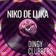Niko De Luka Dingy Clubbers