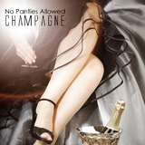 Champagne by No Panties Allowed mp3 download