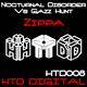 Nocturnal Disorder Vs Gazz Hunt Zippa