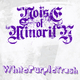 Noise of Minority White Purple Trash