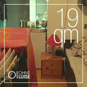 Ohne Luise - 19qm (Cherry On the Cake)
