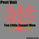 Peet Vait Ten Little Zappel Men