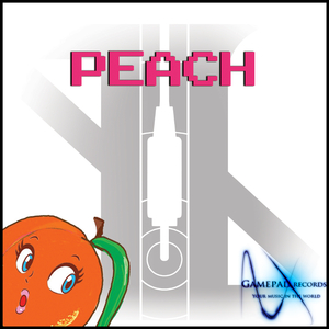 Punkbass - Peach (Gamepad Records)