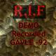 R.I.F Demo-92