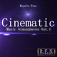 R.f.n. Music & Sound Library Cinematic Music Atmospheres, Vol. 1