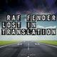 Raf Fender Lost in Translation