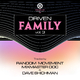 Random Movement, Mixmaster Doc & Dave Shichman Driven Family, Vol. 3