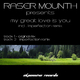 Raser Mounth My Great Love Is You