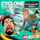 Raul Veronna Cyclone