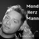 René Niedlich Mond Herz Mann