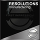 Resolutions Manufactering