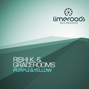 Rishi K. & Gracerooms - Purple & Yellow (Limeroads)