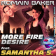 Romain Baker Feat. Samantha S. More Fire Desire
