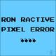 Ron Ractive Pixel Error