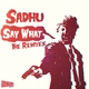 Sadhu  Say What the Remixes