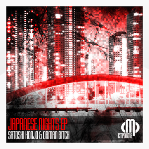 Satoshi Honjo & Orman Bitch - Japanese Nights EP (Contempt Music Production)
