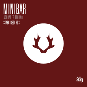 Schrader Techno - Minibar (Staeg Records)