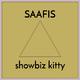 Showbiz Kitty Saafis