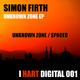Simon Firth Unknown Zone EP