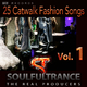 Soulfultrance the Real Producers 25 Catwalk Fashion Songs, Vol. 1