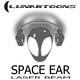 Space Ear Laser Beam