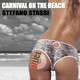 Stefano Stassi Carnival On the Beach