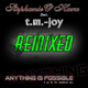 Stephanie O Hara Feat. T.m.-Joy  Anything Is Possible - Remixed