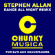 Stephen Allan I Wanna Dance All Night