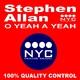 Stephen Allan O Yeah a Yeah