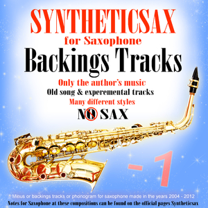 Syntheticsax - Backing Tracks for Saxophone (Russiamusic)