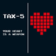 Tax-5 Your Heart Is a Weapon
