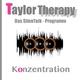 Taylor-Therapy Das SilenTalk - Programm - Konzentration