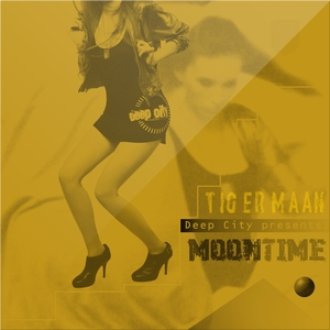 Tigermaan - Deep City Presents Moontime (Projection)