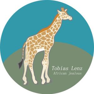 Tobias Lenz - Tobias Lenz - African Jealous (Blutplasma Records)