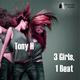 Tony H 3 Girls, 1 Beat