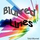 Total Blurred Blurred Lines