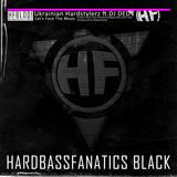 Hardbassfanatics Black 001 by Ukrainian Hardstylers Feat. Dj Ded mp3 download