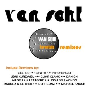 Van Sohl - Tarantula Remixes (Synonym Rec.)