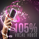 Various Artists 105% Vocal House