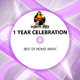 Various Artists 1 Year Celebration Best of House Music