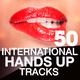 Various Artists - 50 International Hands Up Tracks