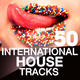 Various Artists - 50 International House Tracks