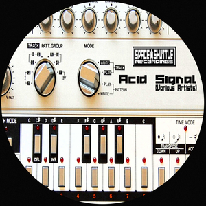 Various Artists - Acid Signal (Space Shuttle Recordings)
