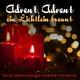 Various Artists Advent, Advent ein Lichtlein brennt: Die schönsten Kinderlieder für den Advent