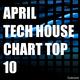 Various Artists - April Tech House Chart Top 10