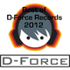 Various Artists Best of D-Force Records Black Tracks 2012
