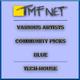 Various Artists - Community Picks Blue Tech-House